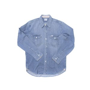 "Atmos x Lee - Camisa ""Denim"""