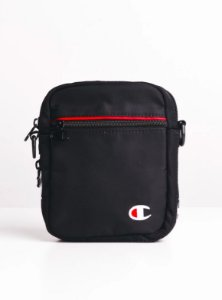 "ENCOMENDA - CHAMPION - Bolsa Shoulder Logo ""Black"""