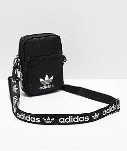 "ENCOMENDA - adidas - Bolsa Shoulder Originals ""Black"""