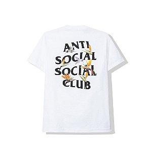 "ANTI SOCIAL SOCIAL CLUB - Camiseta Pair Of Dice ""White"""