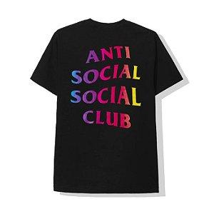 """ANTI SOCIAL SOCIAL CLUB - Camiseta More Hate More Love """"Black"""""""