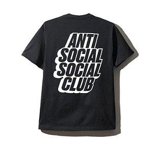 "ANTI SOCIAL SOCIAL CLUB - Camiseta Blocked ""Black"""