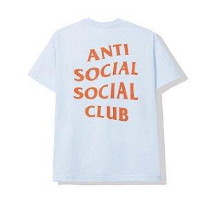 "ANTI SOCIAL SOCIAL CLUB - Camiseta Hong Kong ""Blue"""