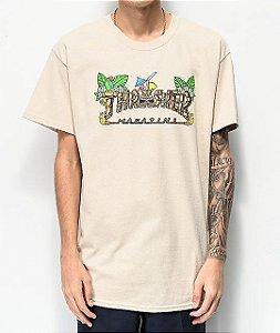 """THRASHER - Camiseta Tiki """"Sand"""""""