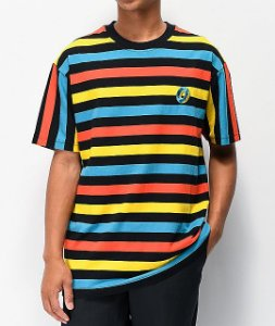 "ODD Future - Camiseta Big Stripe ""Black"""