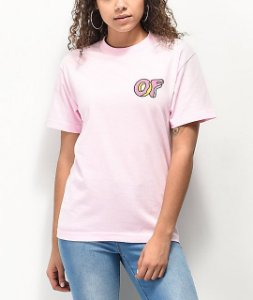 "ODD Future - Camiseta Cereal Bowl ""Light Pink"""