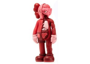 "KAWS - Boneco Companion Flayed Open Edition ""Blush"""
