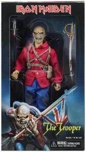IRON MAIDEN - Boneco The Trooper