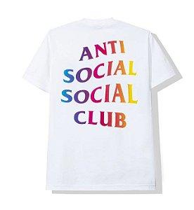 "ANTI SOCIAL SOCIAL CLUB - Camiseta More Hate More Love ""White"""