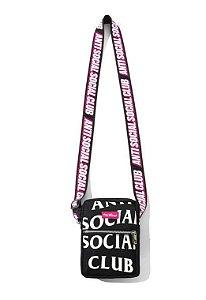 "ANTI SOCIAL SOCIAL CLUB - Bolsa Shoulder It's The Remix ""Black"""