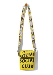 "ANTI SOCIAL SOCIAL CLUB - Bolsa Shoulder It's The Remix ""Yellow"""