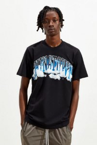 "CHINATOWN MARKET - Camiseta Storm Arch ""Black"""