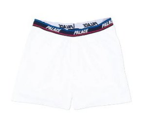 "PALACE - Cueca Basically ""Branco"" -NOVO-"