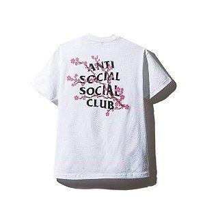 "ANTI SOCIAL SOCIAL CLUB - Camiseta Cherry Blossom ""White"""