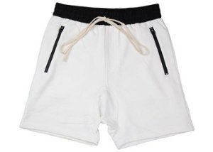 "FOG - Bermuda Essentials Drawstring ""White"""
