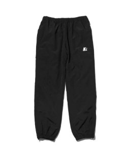 "Starter x Atmos Lab - Calça Warm Up ""Black"""