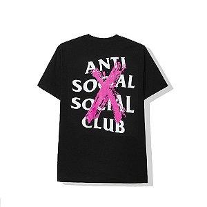"ANTI SOCIAL SOCIAL CLUB - Camiseta Cancelled ""Black"""