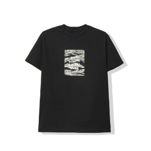 "ANTI SOCIAL SOCIAL CLUB - Camiseta Tiger Camo Box Logo ""Black"""