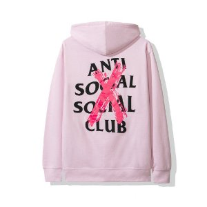 "ANTI SOCIAL SOCIAL CLUB - Moletom Cancelled ""Pink"""