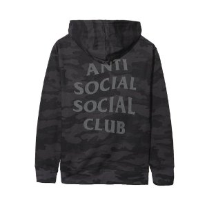 "ANTI SOCIAL SOCIAL CLUB - Moletom Sleeper ""Black"""