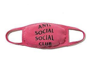 "ANTI SOCIAL SOCIAL CLUB - Máscara Medical ""Pink"""