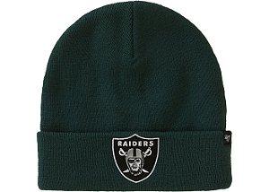 "Supreme x NFL - Touca Raiders ""Dark Green"""