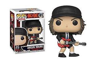 FUNKO POP! - Boneco AC/DC: Angus Young #91