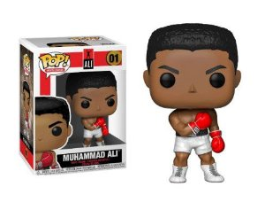 FUNKO POP! - Muhammad Ali #01