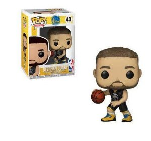 FUNKO POP! - Stephen Curry Golden State Warriors #43