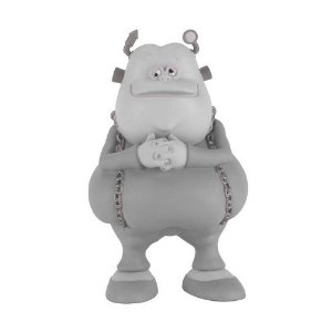 "RON ENGLISH - Boneco Franken ""Grey"""
