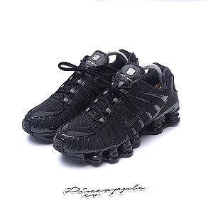 """Nike Shox TL """"Triple Black"""""""