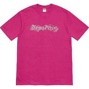 "SUPREME - Camiseta Smoke ""Magenta"""
