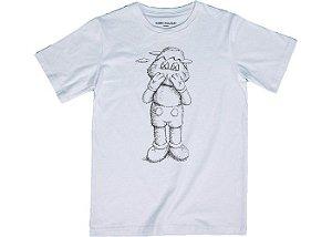 "KAWS - Camiseta Holiday Japan Sketch ""White"""