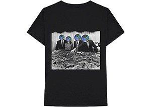 """TRAVIS SCOTT - Camiseta Astroworld Staff """"Black"""""""