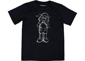 "KAWS - Camiseta Holiday Japan Sketch ""Black"""
