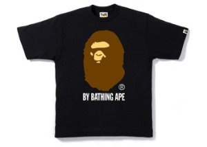 "BAPE - Camiseta By Bathing ""Black"""
