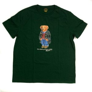 "Polo Ralph Lauren - Camiseta Bear Jacket ""Green"""