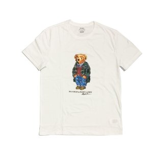 "Polo Ralph Lauren - Camiseta Bear Jacket ""White"""