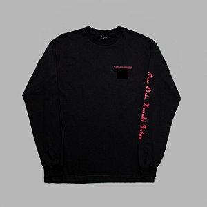 """SUFGANG - Camiseta Velvet """"Black"""""""