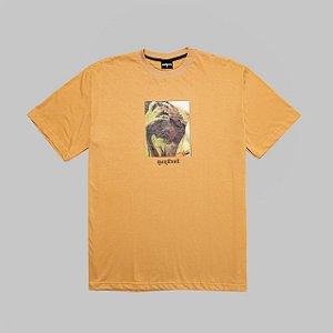 """SUFGANG - Camiseta Vênus """"Beige"""""""