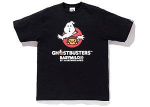 "BAPE - Camiseta Baby Milo x Ghostbusters ""Black"""