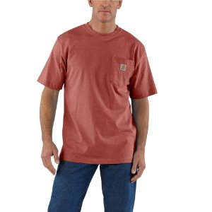 "CARHARTT- Camiseta Pocket ""Henna"""