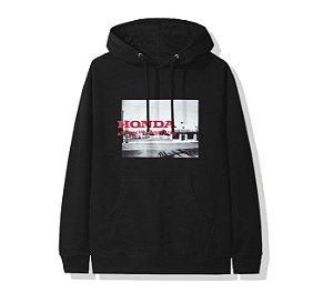 """Anti Social Social Club x Honda - Moletom Pico Blvd """"Black"""""""