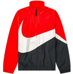 "NIKE - Jaqueta Big Swoosh ""Red"""