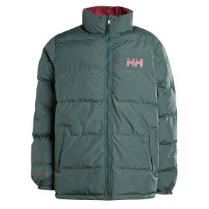 "HELLY HANSEN - Jaqueta Urban Reversible ""Verde/Bordô"" -NOVO-"