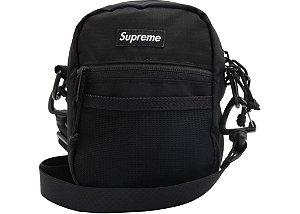 """SUPREME - Bolsa Shoulder SS17 """"Black"""""""