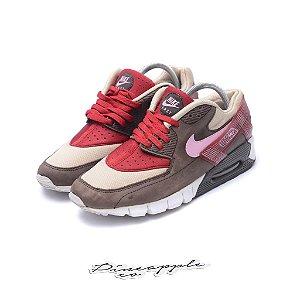 """Nike Air Max 90 Current Huarache x DQM """"Bacon"""" (2009)"""