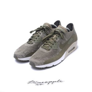 "Nike Air Max 90 Ultra Flyknit 2.0 ""Medium Olive"""