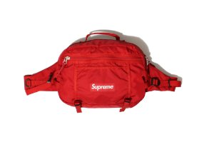 "SUPREME - Bolsa Shoulder SS16 ""Red"""
