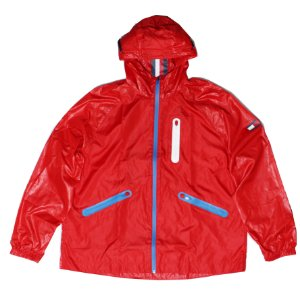 "TOMMY HILFIGER - Jaqueta WindBreaker ""Red"""